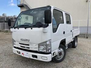 いすゞ エルフトラック 4WD・2t積・Wキャブ・5t未満・5MT