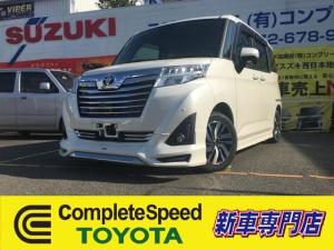 トヨタ ルーミー カスタムG-T 新車TRDコンプリート
