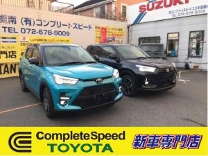 トヨタ ライズ Z 4WD セレクトオプション
