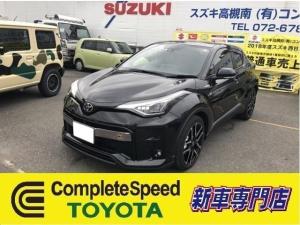 トヨタ C-HR S GRスポーツ ハイブリッド セレクトオプション