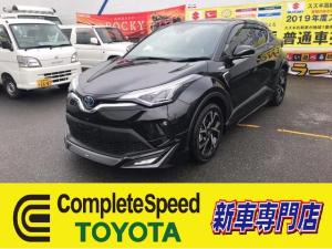 トヨタ C-HR 新車ハイブリッドGモデリスタコンプリート