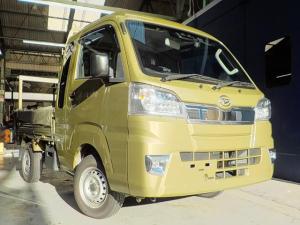 ダイハツ ハイゼットトラック ジャンボSAIIIt スマートアシスト ETC LEDヘッド