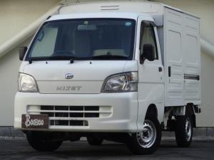 ダイハツ ハイゼットトラック パネルバン AM/FMオーディオ エアコン スペアキー2本 パワーステアリング