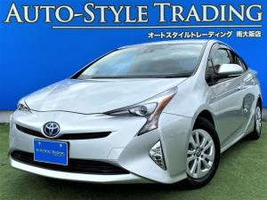 トヨタ プリウス S 地デジナビ/フルセグTV/レーダークルーズコントロール/衝突軽減システム/Bluetooth/DVD再生/バックカメラ/LEDヘッドライト/ステアリングリモコン/車検整備付き