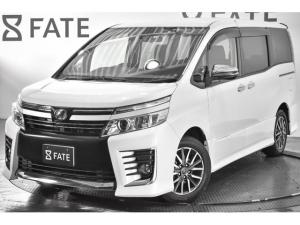 トヨタ ヴォクシー ZS 煌 9型ナビTV後席モニター/両側電動スライドドア/LEDヘッドライト/ワンオーナー