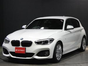 BMW 1シリーズ 118i Mスポーツ 後期モデル 純正HDDナビ