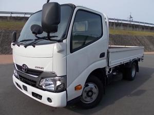 トヨタ ダイナトラック 2t積・10尺・低床・5t未満・平ボディ・AT車・4ナンバー