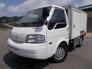 マツダ ボンゴトラック 冷蔵冷凍車・-5℃設定・両サイド扉・AT車・・普通免許証OK