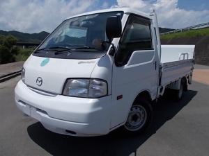 マツダ ボンゴトラック 垂直ゲートP/G付・AT車・三方開・平ボディ・普通免許