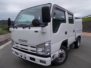 いすゞ エルフトラック 4WD・1.85t積・P/G付・Wキャブ・5MT・5t未満