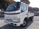 トヨタ/ダイナトラック 2t積・平ボディ・全低床・5MT・5t未満