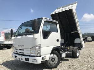 いすゞ エルフトラック 2t積・ダンプ・5t未満・コボレーン付・5MT