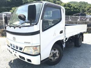 トヨタ ダイナトラック 2t積・10尺・平ボディ・5MT・5t未満
