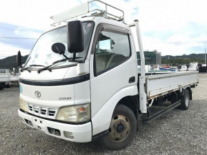 トヨタ ダイナトラック 2t積・標準ロングボディ・5MT・5t未満・準中型免許