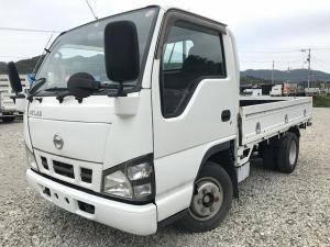 日産 アトラストラック 1.4t積・10尺・平ボディ・3ペダル・5MT・Wタイヤ