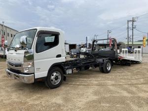 三菱ふそう キャンター 3.15t積・積載車(NEO5 UNIC製)・キャリアカー リモコン付・5MT