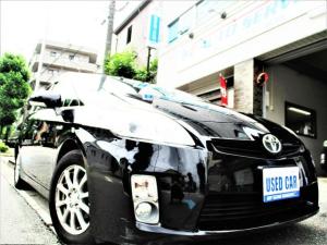 トヨタ プリウス G 純正ナビ フルセグ HDD ETC バックカメラ スマートキープッシュスタート HIDヘッドライト HIDフォグ LEDテール プロジェクター ウインカードアミラー