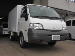 マツダ ボンゴトラック 冷蔵冷凍車-7℃設定