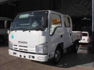 いすゞ エルフトラック Wキャブ 2t積