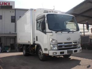 いすゞ エルフトラック  冷蔵冷凍車-30℃設定カスタムキャビン