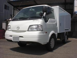 マツダ ボンゴトラック  冷蔵冷凍車3℃