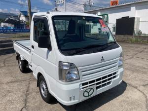 三菱 ミニキャブトラック みのり 4WD(HI/Lo切替)・デフロック