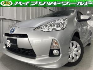 トヨタ アクア L・オーディオ・ETC・フォグ・LEDテールライト