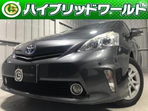 トヨタ プリウスアルファ S ナビ・バックカメラ・ETC・クリアランスソナー