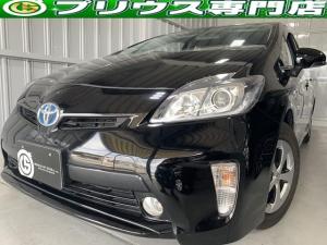 トヨタ プリウス SDナビ・バックモニター・ETC・HID