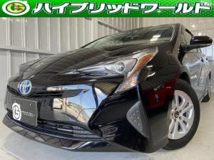 トヨタ プリウス S LEDライト・HDDナビ・フルセグ・ETC