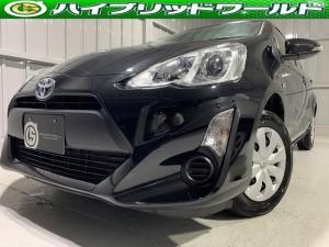 トヨタ アクア L中期キーレス・オートエアコン・ISOFIX