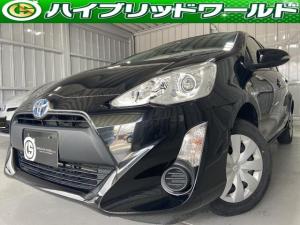 トヨタ アクア L中期・キーレス・ABS・ESC