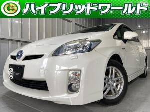 トヨタ プリウス S LEDエディション・フォグ・フルセグ・BT・ETC・