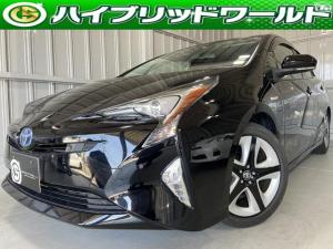 トヨタ プリウス Aプレミアム ツーリングシートヒーター・BSM・BT・レザー