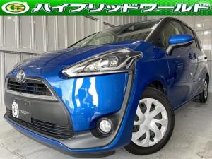 トヨタ シエンタ Xトヨタセーフティセンス・純正ナビ・ワンセグ・ETC・Dレコ