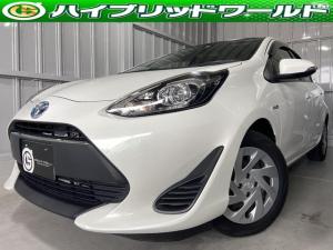 トヨタ アクア S衝突安全ブレーキ・バックカメラ・ETC・Bluetooth