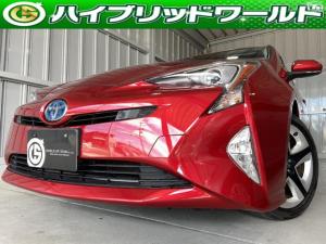 トヨタ プリウス Aツーリング TSC・Bカメラ・クルコン・HUD・純正ナビ