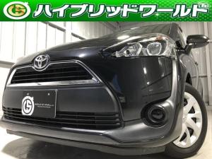 トヨタ シエンタ Xトヨタセーフティセンス・バックカメラ・ナビ・ワンセグ