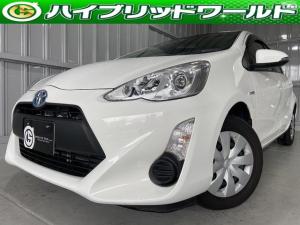 トヨタ アクア L中期・ナビ・ワンセグ・ETC・キーレス