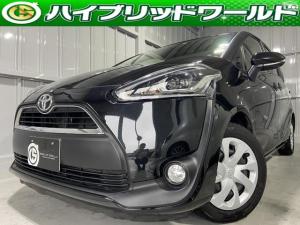 トヨタ シエンタ X TSC・純正ナビ・バックカメラ・LED・スライドドア