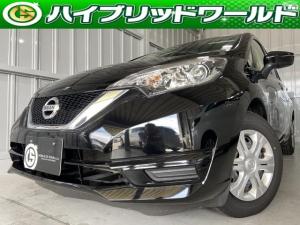 日産 ノート Xエマージェンシーブレーキ・・バックカメラ・ワンセグ・ETC