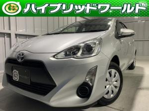 トヨタ アクア L 中期・ETC・プロジェクターヘッドライト