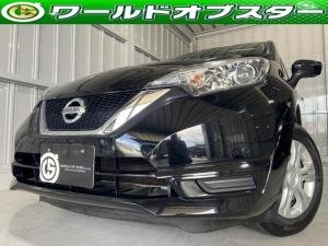 日産 ノート X アラウンドビューモニタ・衝突安全ブレーキ・ナビ・ETC・プッシュスタート
