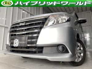 トヨタ ノア X Vパッケージ バックカメラBluetooth対応・ビルトインETC・オートミラー