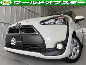 トヨタ シエンタ X 衝突安全ブレーキ・バックカメラ・ビルトインETC・