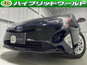 トヨタ プリウス Sセーフティプラス トヨタセーフティーセンス・フォグライト・ヘッドアップディスプレイ・クルーズコントロール・バックカメラ・ETC