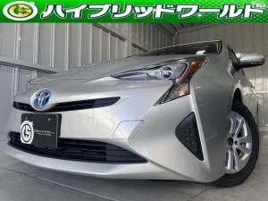 トヨタ プリウス S 電動格納ミラー・オーディオ・LEDヘッドライト