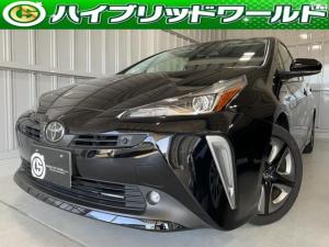 トヨタ プリウス Sツーリングセレクション トヨタセーフティーセンス・クルーズコントロール・シートヒーター・