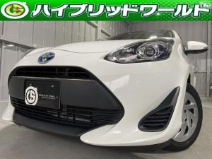トヨタ アクア S 後期・ナビ・Bluetooth対応