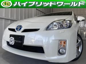 トヨタ プリウス Gツーリングセレクション ナビ・バックカメラ・ワンセグ・クルコンLEDヘッドライト・フォグライト・ETC・Bluetooth